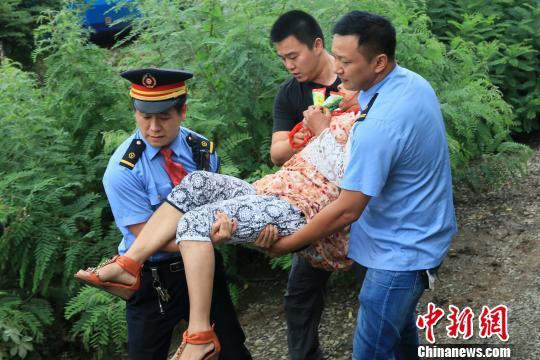 沈吉、长图线遭受水害 沈阳铁路局全力开展抢险