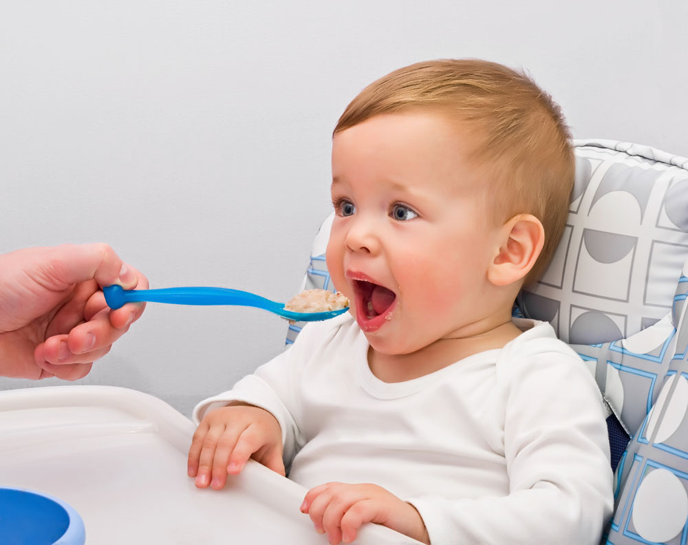 如何给1岁以下的宝宝添加好吃的辅食