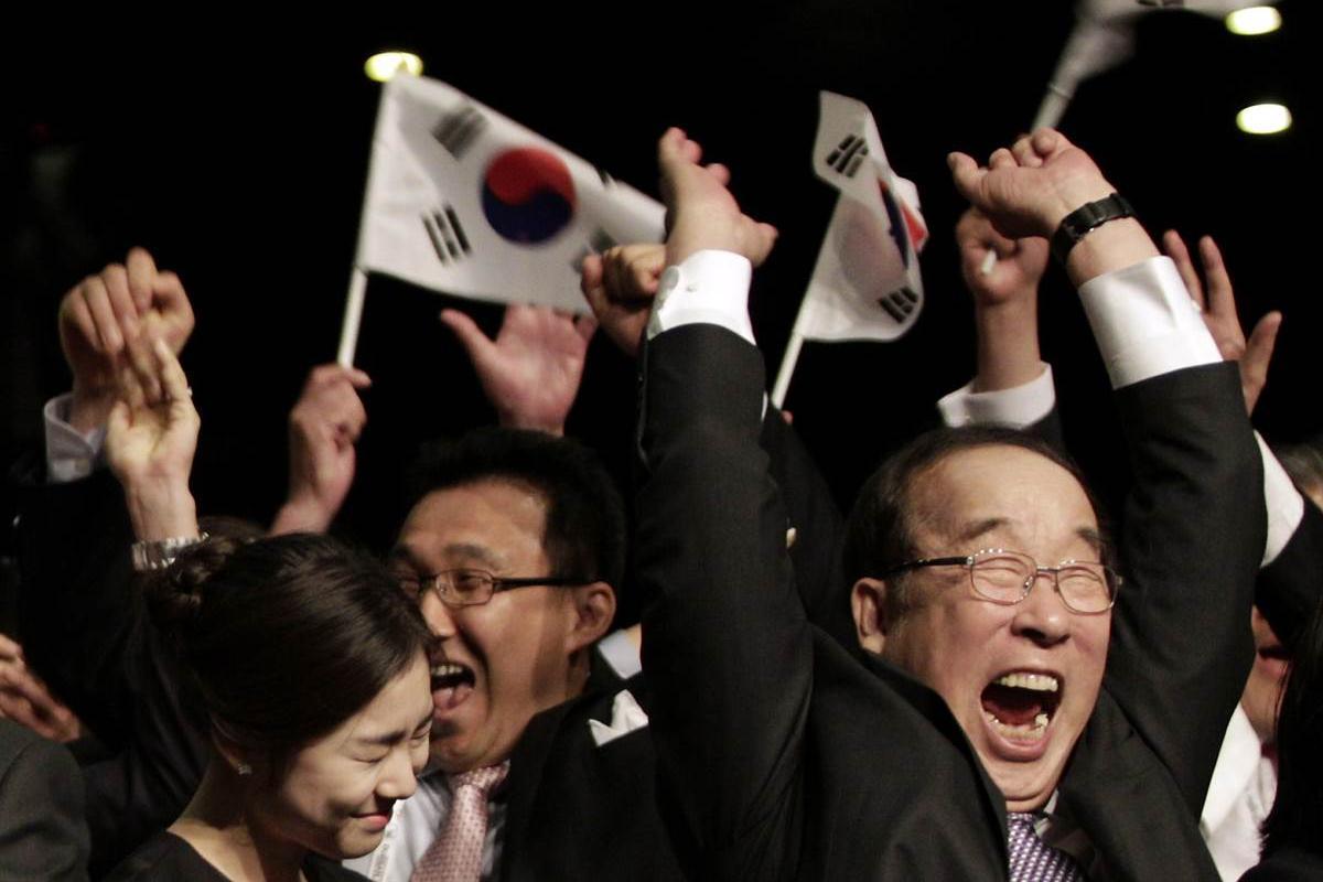 韩国奇葩理由强势宣告:我们是体育大国,领先中国