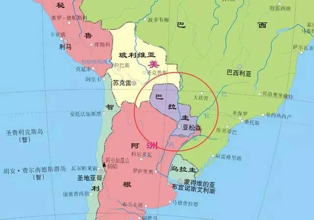 乌拉圭人口面积_中国护照又升值 乌拉圭自6月起正式有条件免签
