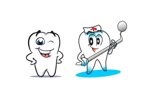 牙医收入高,一口牙齿可以