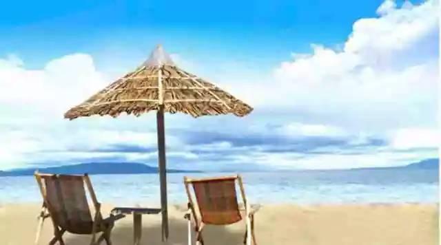 【高尔夫图纸别墅】阳江海陵岛,别墅轰趴,撒欢小底一楼一海景别墅图片