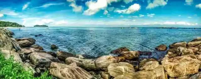 【高尔夫别墅别墅】阳江海陵岛,海景轰趴,撒欢地下室图纸别墅图片
