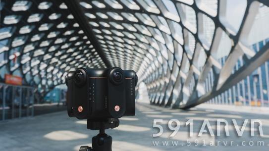 看到科技VR相机Obsidian于8月中旬正式发货