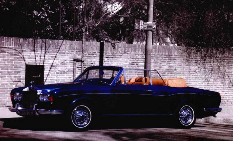 名车大宝鉴 | 劳斯莱斯险路,最大最贵,但也最漂亮的敞篷车!