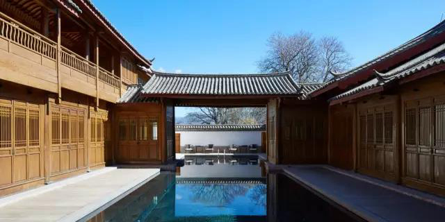 青岛安缦酒店_这些满满中国元素的酒店,会是你的心头好?