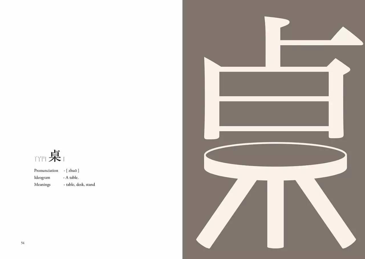 汉字创意|字体图形化设计实验饮湖上初晴后雨经典教学设计图片