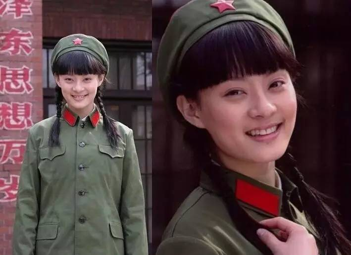 荧幕经典女兵形象大盘点 小姐姐们穿上军装帅爆了