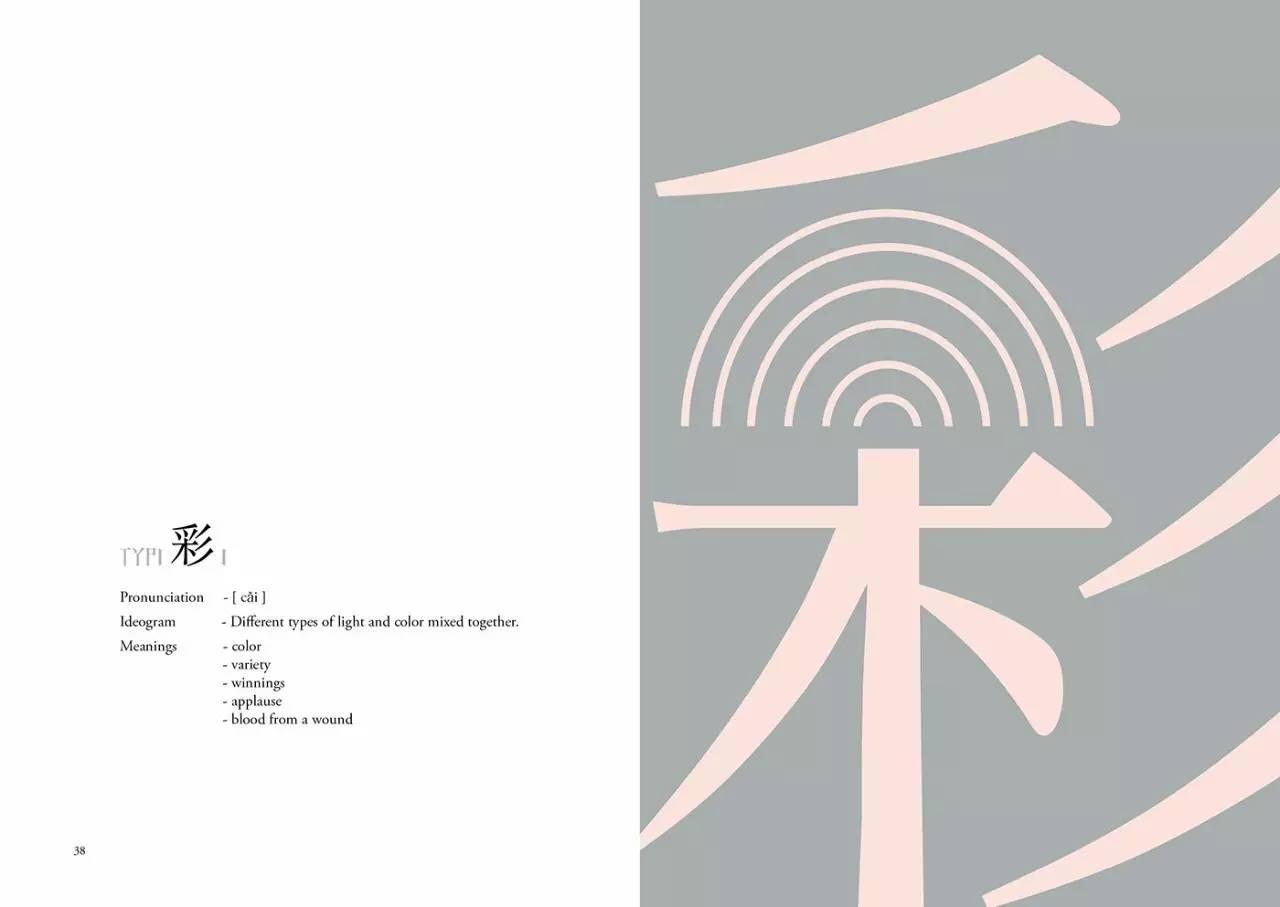 汉字创意|图形字体化实验设计冲裁模具设计概述图片