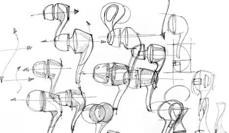 官方自曝魅族Flow耳机外观:曲线造型独一无二