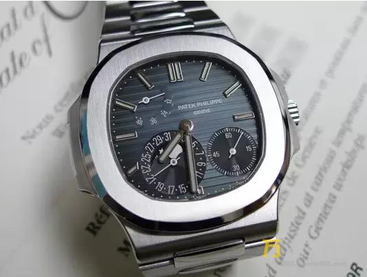 昆山百达翡丽鹦鹉螺手表回收看成色和品相