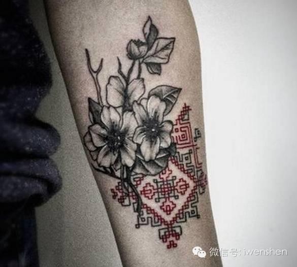 小臂| 纹身