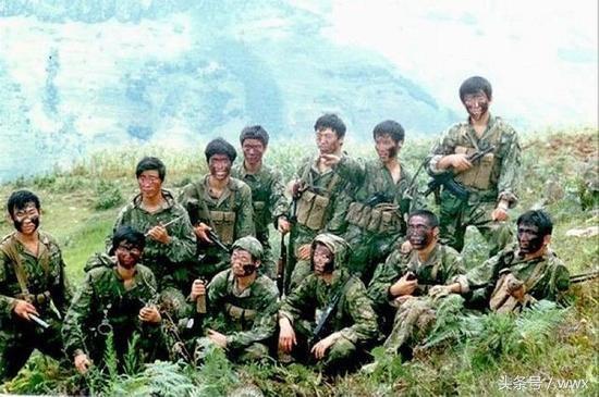 中国第一支特种部队 南国利剑30年
