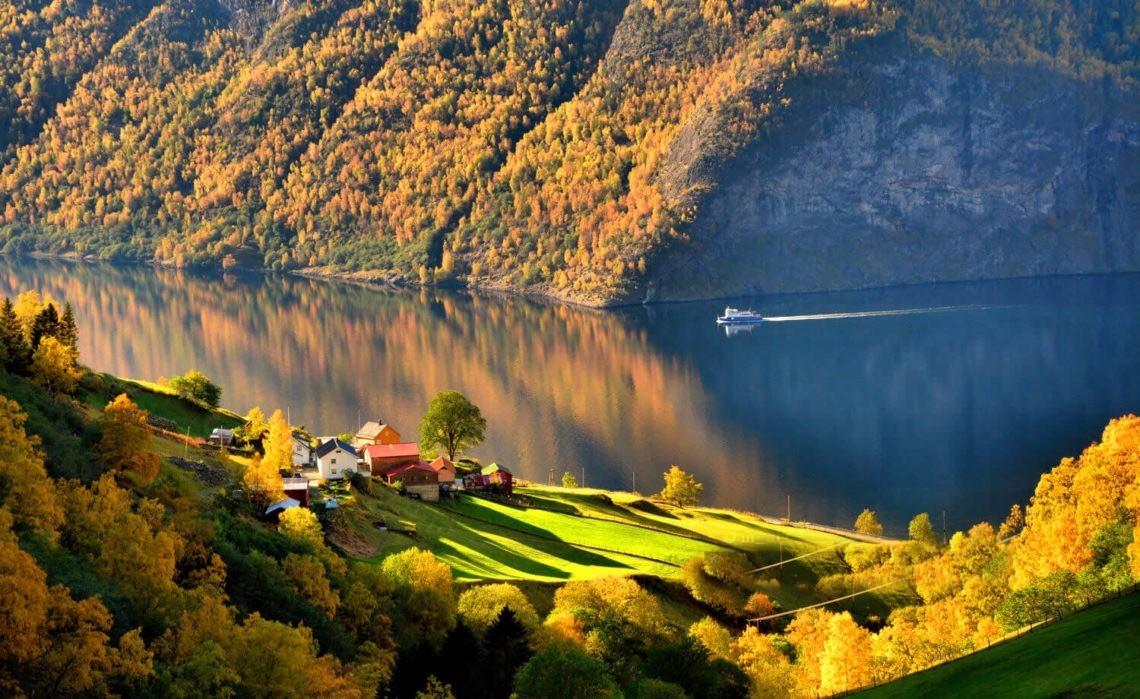 永久收藏!以挪威峡湾之名,穿越世界级风景公路