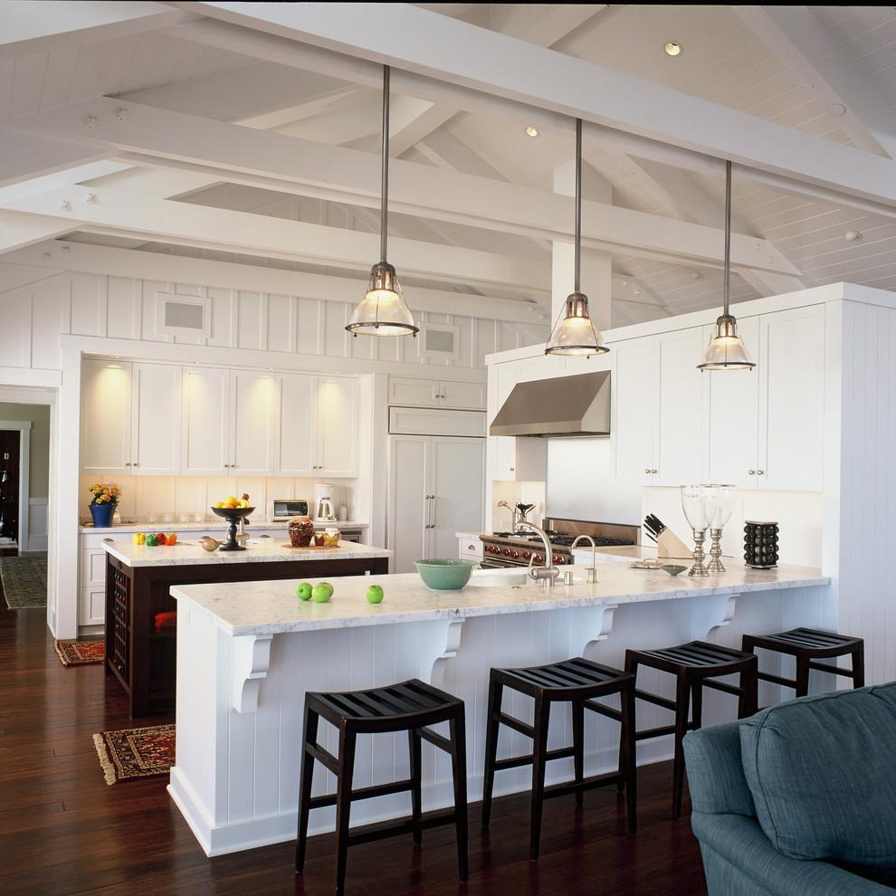 开放式厨房装修有哪些注意事项?建筑设计是做什么、图片