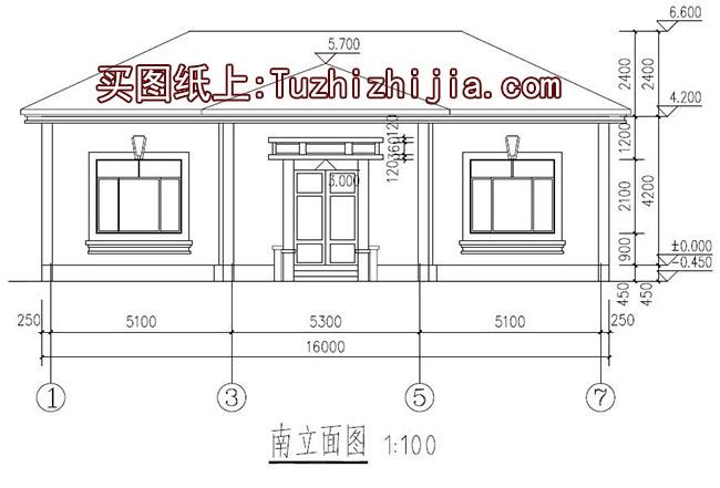 150平农村三间平房设计,适合咱农村自建的户型!