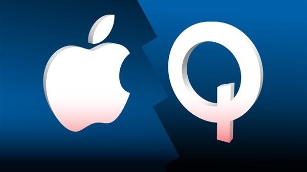 苹果获得一大批科技公司支持与高通进行互怼