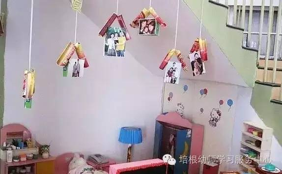 教室吊饰手工制作图片大全图片