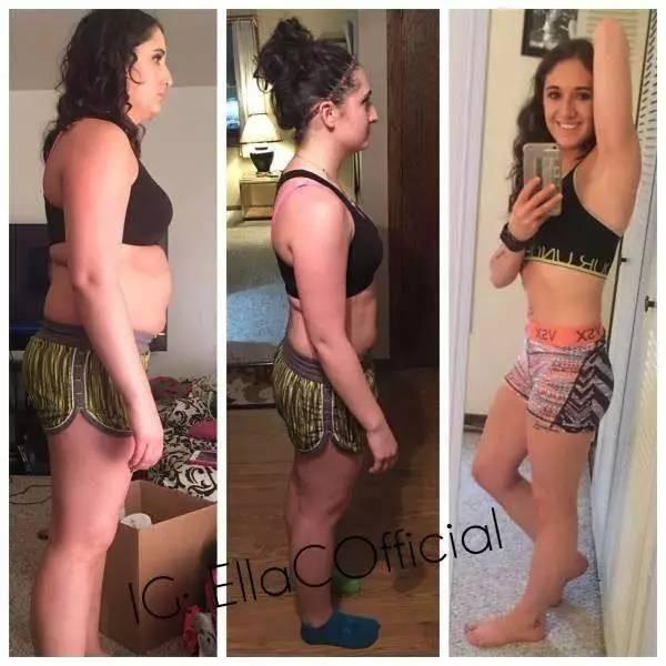 三天减肥法图片