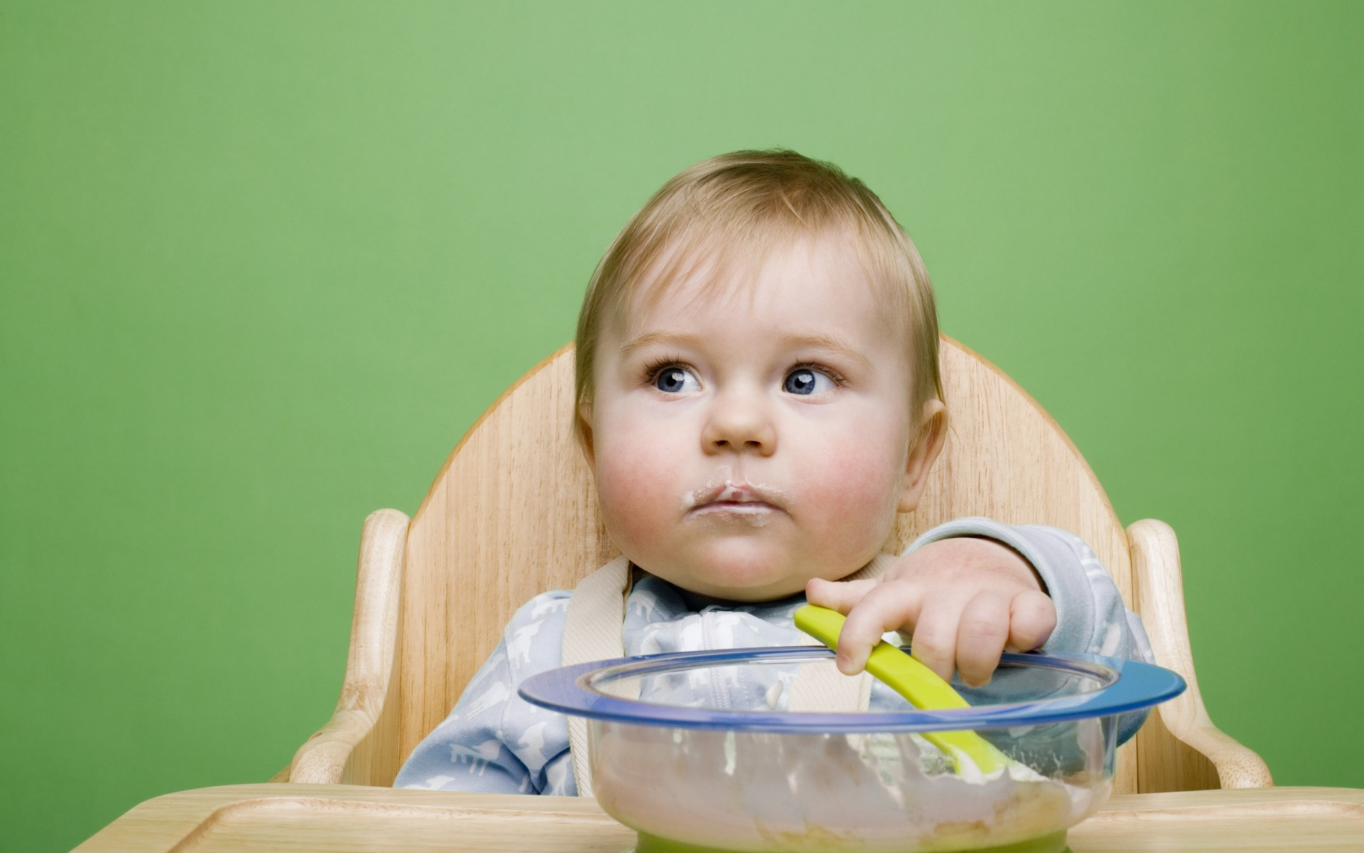 给宝宝添加辅食,这六种观念要不得