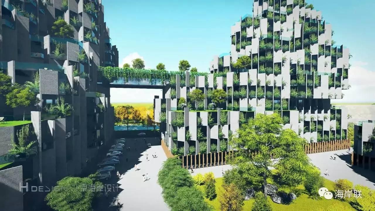 他把城市钢筋搬进了花园立体的水泥100三室的两厅平装修设计图片