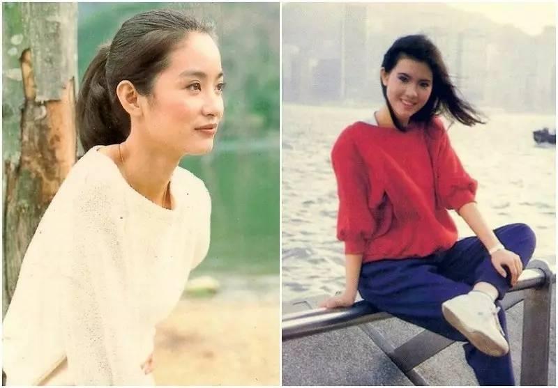 香港90年代女星穿着简洁大方又时髦,太美了! 风格偶像 图12