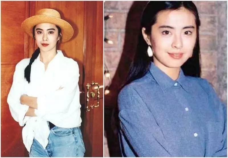 香港90年代女星穿着简洁大方又时髦,太美了! 风格偶像 图11