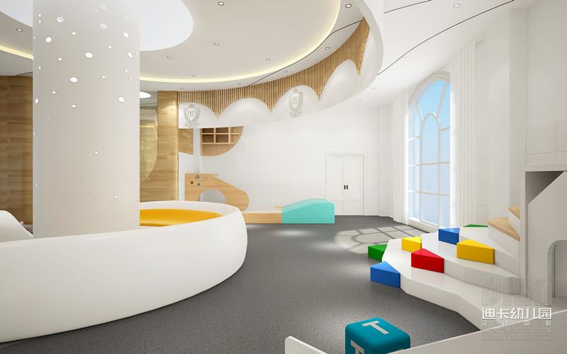 更加专业的幼儿园装修设计让幼儿快乐的生活成长 幼儿园设计图片