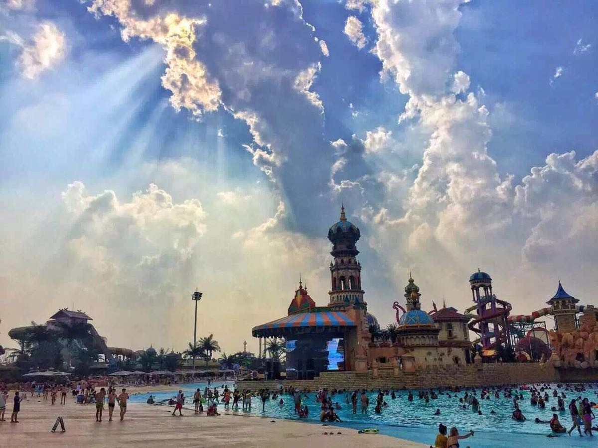 西安有哪些大型好玩的水上乐园?