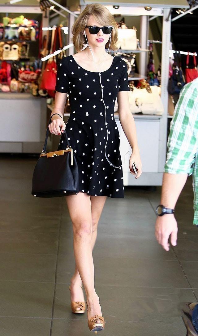 景甜和Angelababy不惜撞衫也要穿的波点衬衫到底有多时髦? 服饰潮流 图17