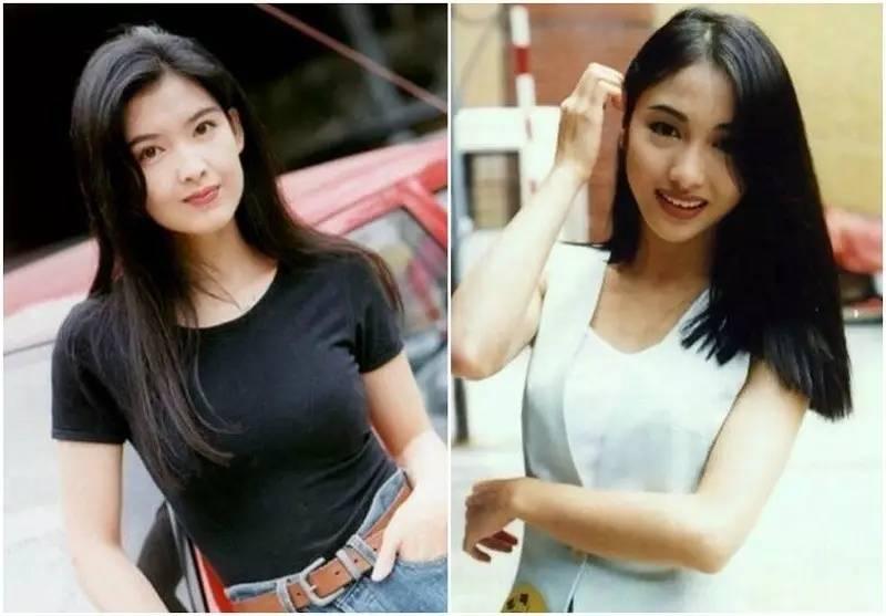 香港90年代女星穿着简洁大方又时髦,太美了! 风格偶像 图37