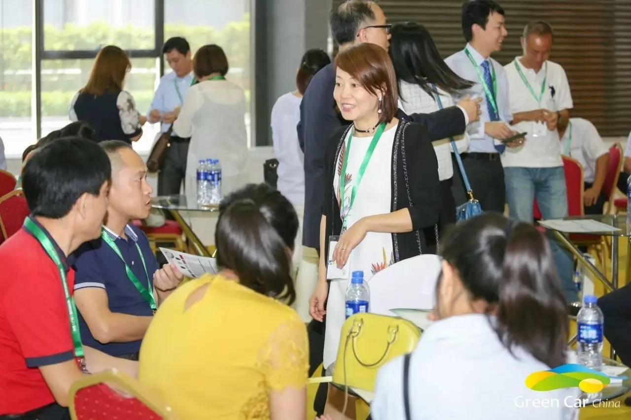 2017广州新能源智能车展在广州保利世贸博览馆隆重开幕图片 102632