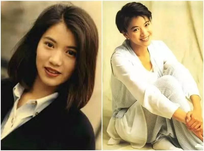 香港90年代女星穿着简洁大方又时髦,太美了! 风格偶像 图5