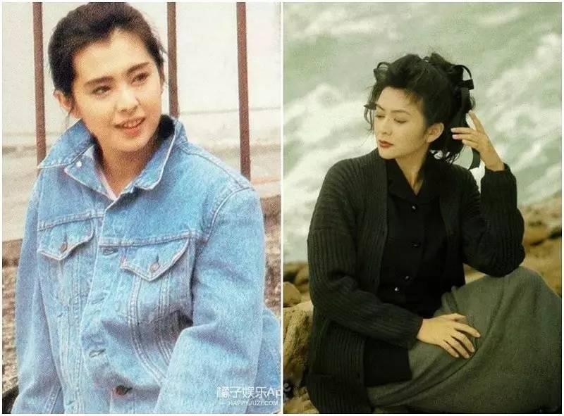 香港90年代女星穿着简洁大方又时髦,太美了! 风格偶像 图7