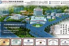 是由北京市中医管理局批准成立的国家三级肾病专科医院.
