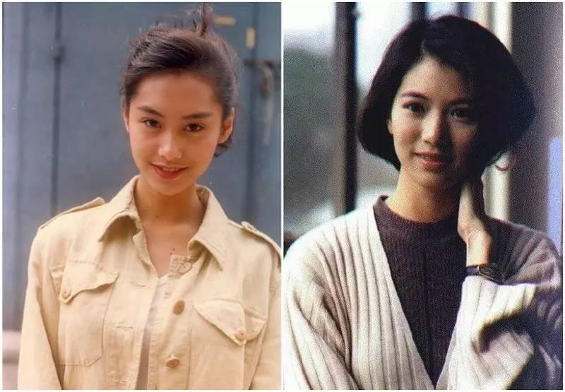 香港90年代女星穿着简洁大方又时髦,太美了! 风格偶像 图8