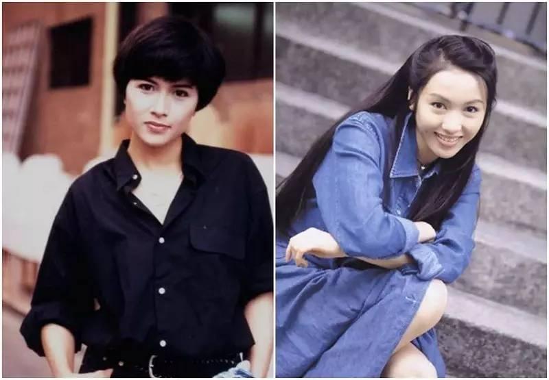 香港90年代女星穿着简洁大方又时髦,太美了! 风格偶像 图9