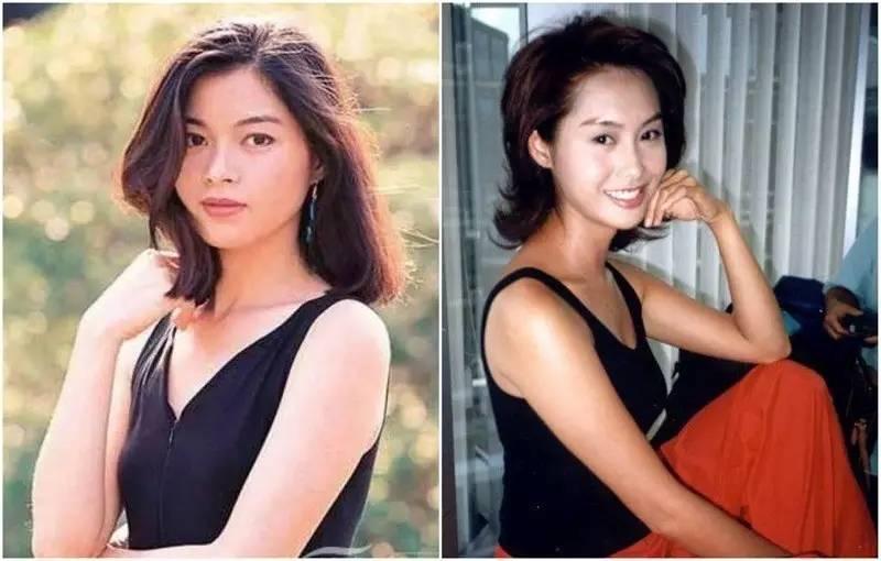 香港90年代女星穿着简洁大方又时髦,太美了! 风格偶像 图15