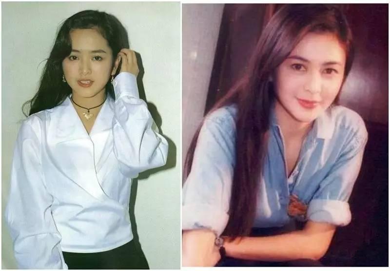 香港90年代女星穿着简洁大方又时髦,太美了! 风格偶像 图10