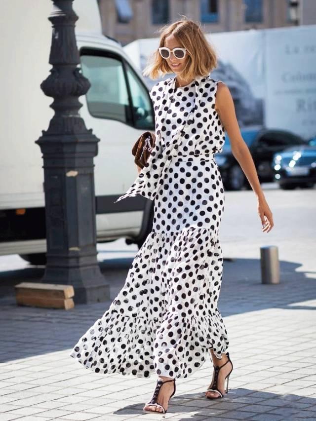 景甜和Angelababy不惜撞衫也要穿的波点衬衫到底有多时髦? 服饰潮流 图19