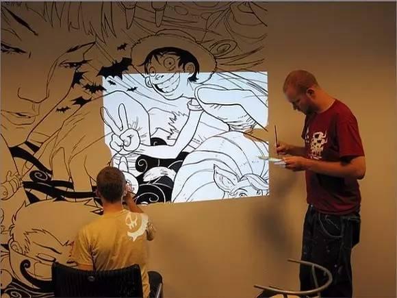 绘画基础和投影仪都没有的教程fontcreator9.0朋友图片