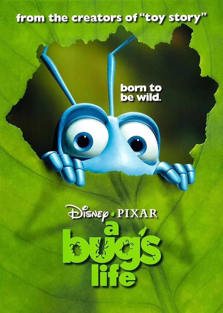 虫虫危机 a bug's life(1998)