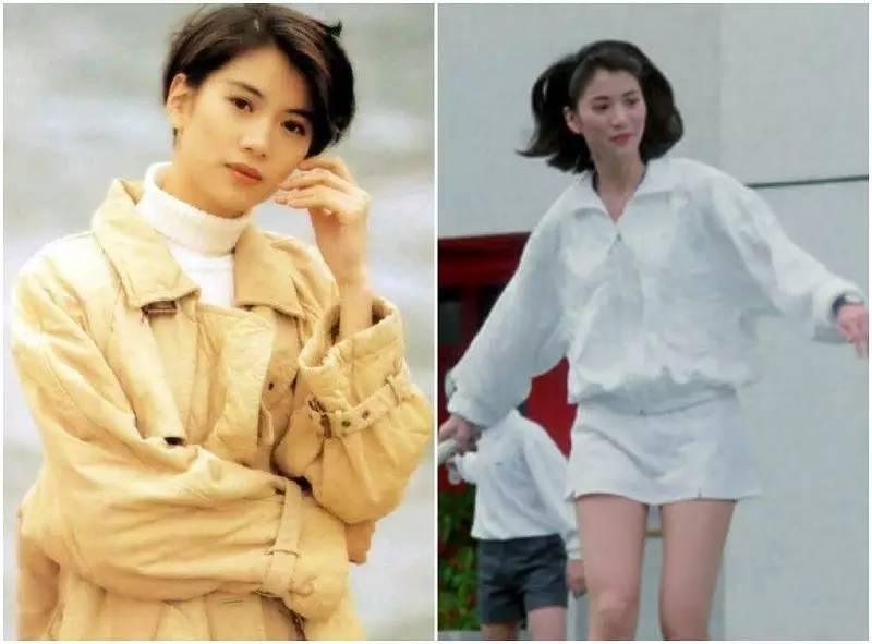 香港90年代女星穿着简洁大方又时髦,太美了! 风格偶像 图6