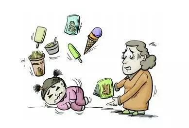 为什么孩子在夏天也容易生病?图片