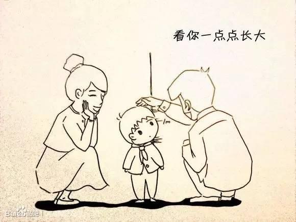手绘说明书教奶奶聊天