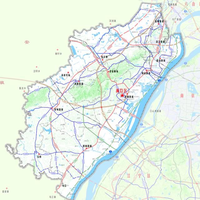 丹宁高速规划图
