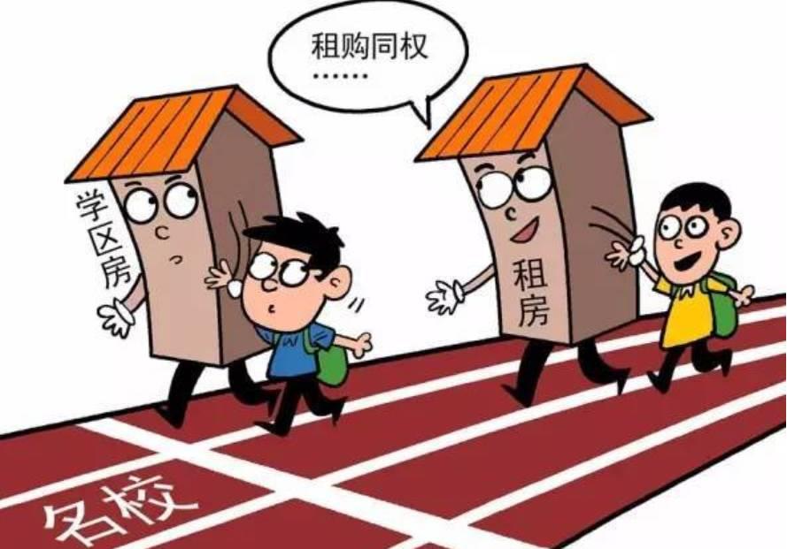 """这几天房地产市场出现了一个新名称""""租售同权"""",这四个字带来的政策图片"""