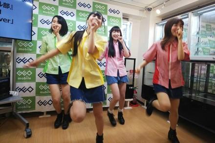 为了修手机,日本秋叶原5个妹子站了出来成为偶像