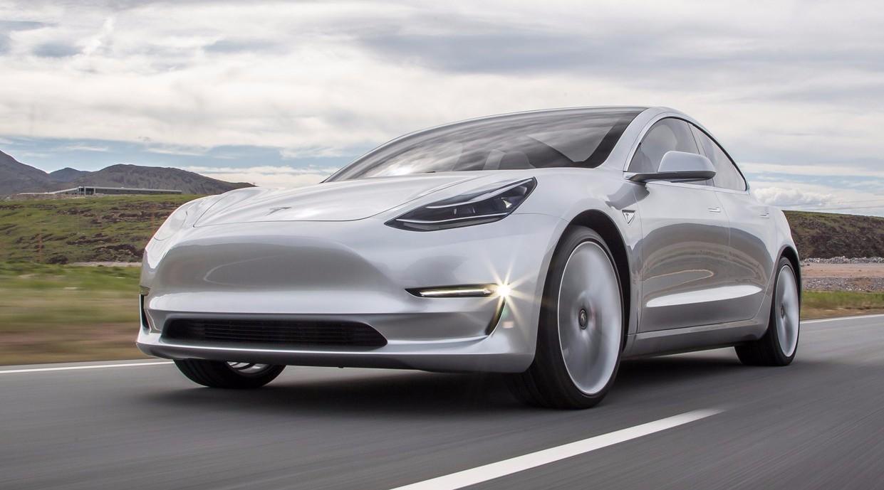 特斯拉Model 3来了,你必须要知道的一些事