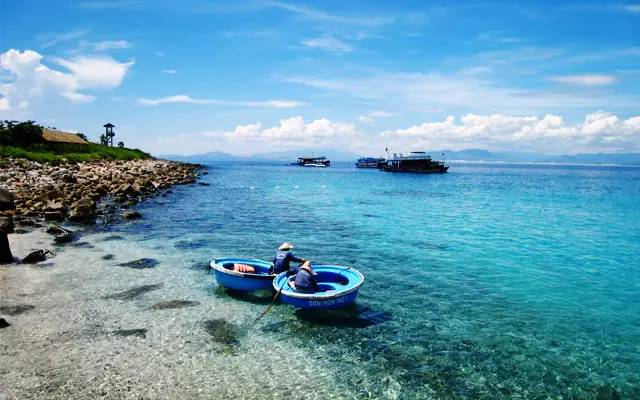 芽庄珍珠岛 | 独占一座海岛,要坐跨海缆车才能去的亲子乐园,你玩过吗
